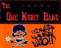 THE ONE NIGHT BAND & FLOWER KLAUER RADIO