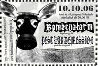 BOMBENALARM & POST WAR DEPRESSION (Hardcore/Grindcore)
