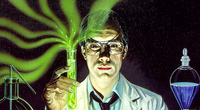 Mad Reanimator Scientist
