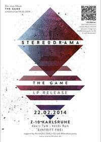 Stereodrama & Acrimonic CD Release-Party