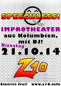 "Internationale Impro: ""SPEECHLESS"""