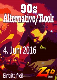 90er Rock/Alternative