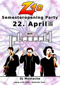 Semesteropening-Party