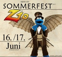 Sommerfest Tag 1: Poetry-Slam-Show